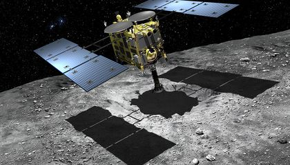 Hayabusa 2 Heads Off to Hunt an Asteroid