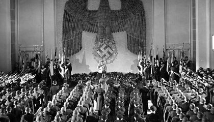 Hermann Göring's speech in the Air Ministry