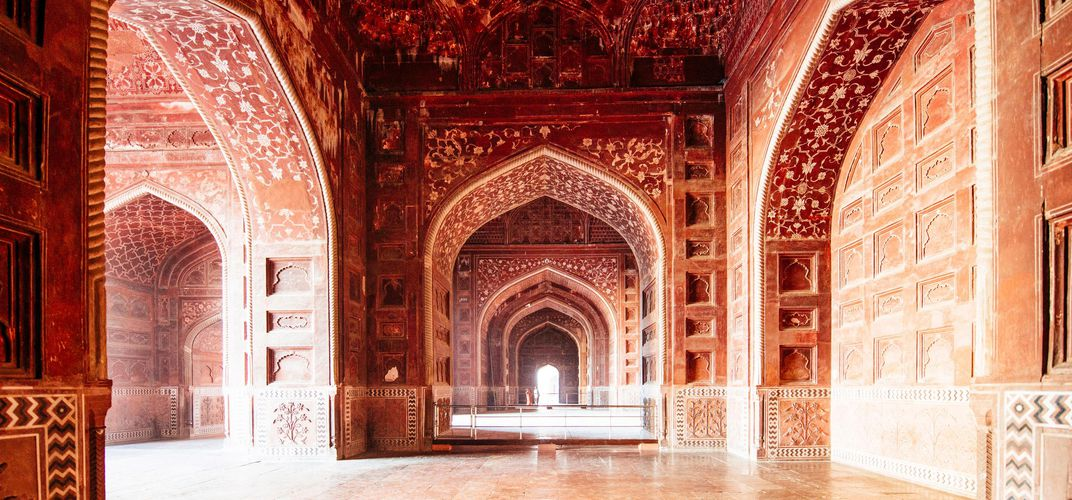 Architecture of Agra, India