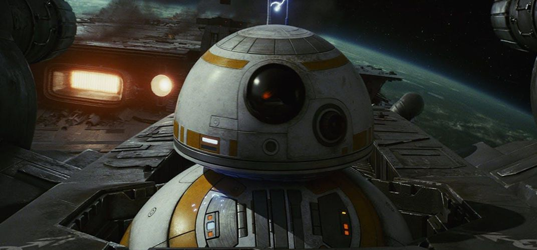 Caption: What Star Wars' Robots Tell Us About Automation