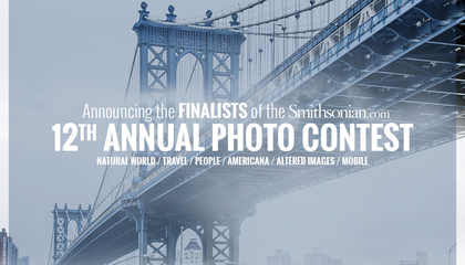 Announcing the Finalists of the 12th Annual Smithsonian.com Photo Contest