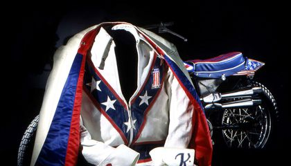 This Woeful Wipeout Made Evel Knievel an Instant Legend