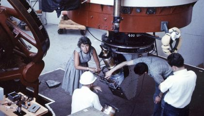 "Vera Rubin Made ""Dark Matter"" a Household Phrase"