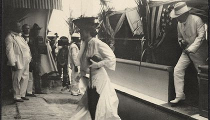 Global Diplomacy Was in Theodore Roosevelt's Hands, But His Daughter Stole the Show