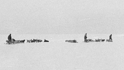 The Most Terrible Polar Exploration Ever: Douglas Mawson's Antarctic Journey