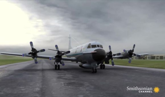 Preview thumbnail for video'Becoming a hurricane hunter