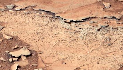 Curiosity – And a New Meteorite Find – Show That Mars Was Once Habitable