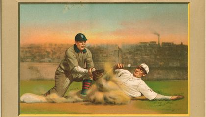 Would Baseball have Become America's National Pastime Without Baseball Cards?