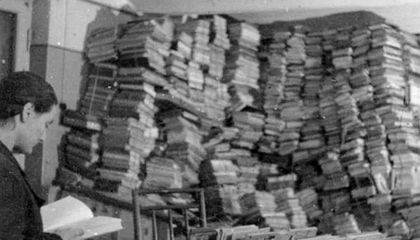 New Digital Project Details 150 Belgian Libraries Looted by the Nazis