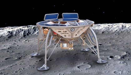 One of These Five Finalists Could Make It to the Moon in 2017