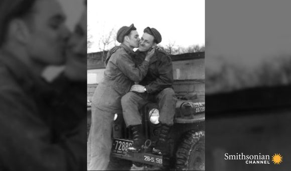 Preview thumbnail for video'What It Was Like to Be Gay During WWII