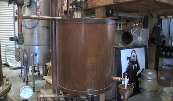 Preview thumbnail for video'How to Distill Texas Whiskey