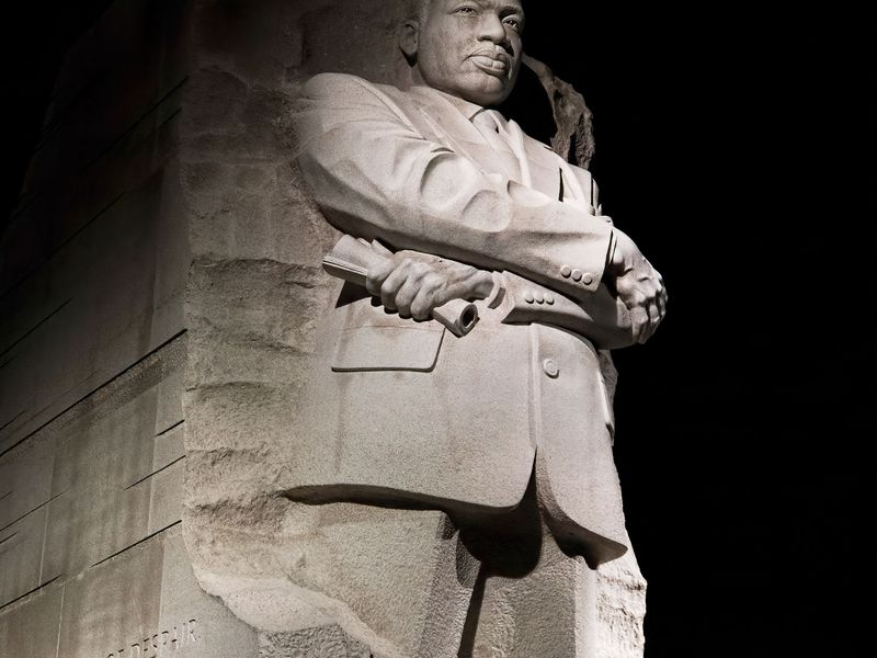 Martin Luther King Jr Memorial Smithsonian Photo Contest