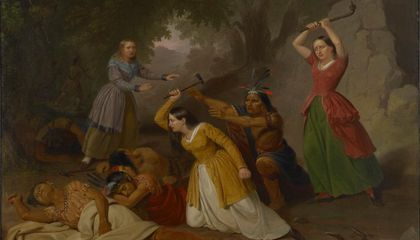 "The Gruesome Story of Hannah Duston, Whose Slaying of Indians Made Her an American Folk ""Hero"""
