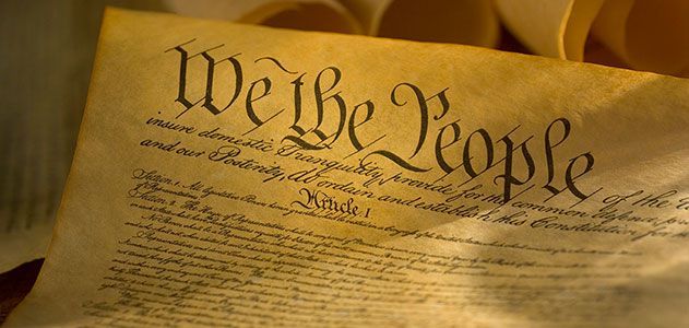 us constitution thesis The united states constitution: federalists v anti-federalists essays were written papers as well as the united states constitution as.