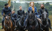 The True Story of Mary, Queen of Scots, and Elizabeth I