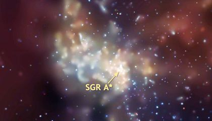 We're About to Watch As a Supermassive Black Hole Tries to Gobble a Gas Cloud