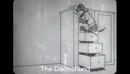 In 1913, One Gluttonous Pupper Changed the Course of Animation History