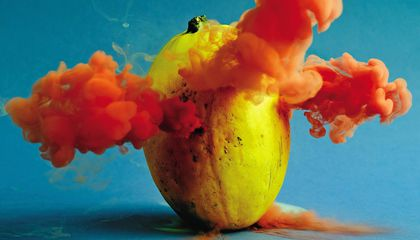 These Fruits Explode With Color. Literally.