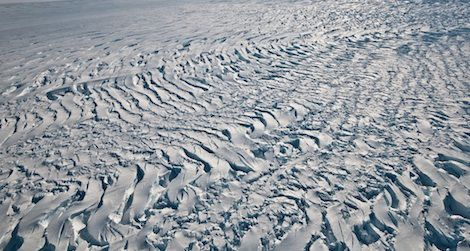 After decades of uncertainty, a new study confirms that both polar ice sheets are melting.