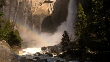 Chasing Waterfalls? Head to Yosemite