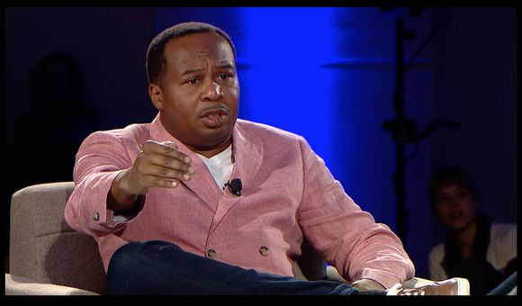 Preview thumbnail for video'The Long Conversation 2018: Jessica Matthews Interviews Roy Wood, Jr.