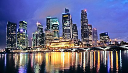 Singapore Is the World's Most Expensive City