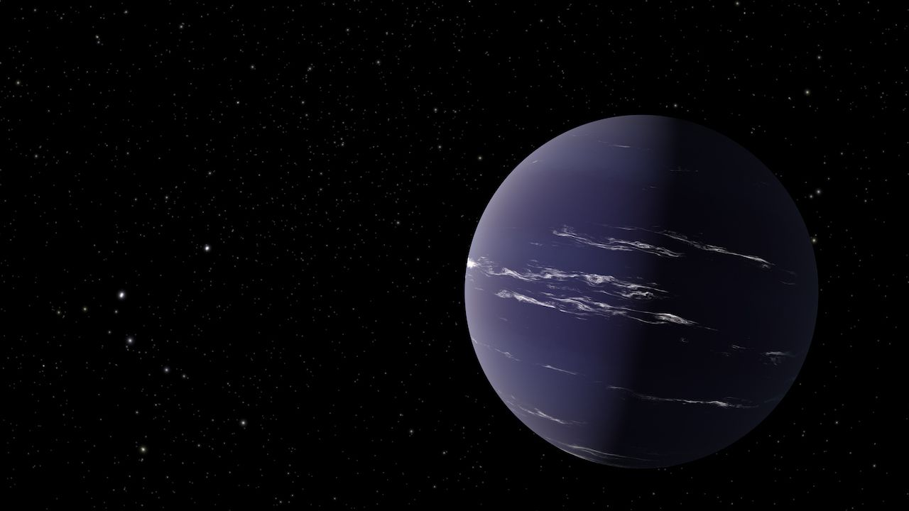 This Neptune-Like Exoplanet May Have Water Clouds