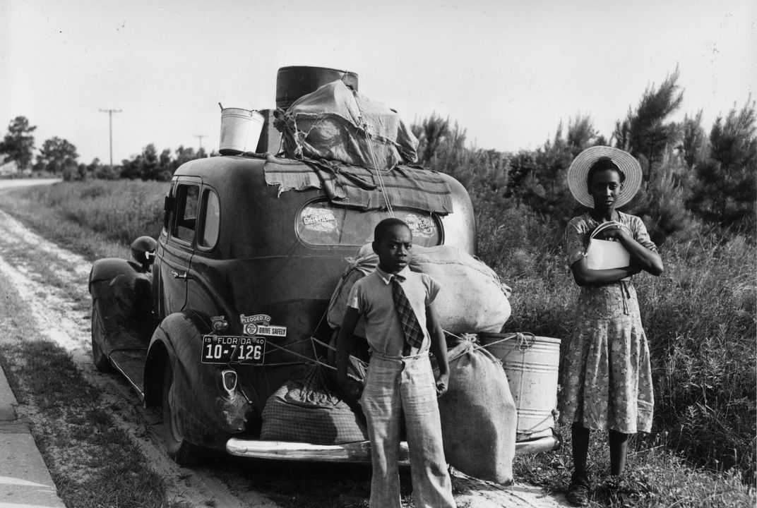 The Long Lasting Legacy Of The Great Migration History Smithsonian