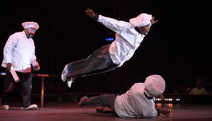 Two Circus Pros Juggle History and Race to Springboard Black Entertainers