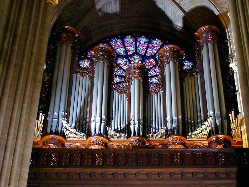 Notre-Dame's Grand Organ