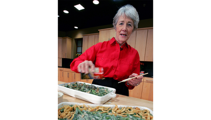 The Woman Who Invented the Green Bean Casserole