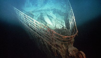 There's new Hope for Preserving the Wreck of the Titanic
