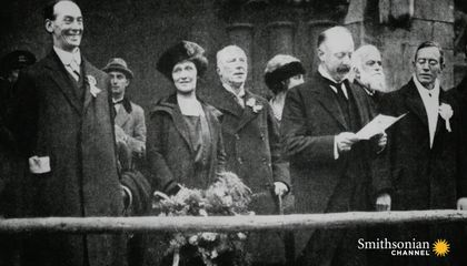 The Amazing Rise of Parliament's First Female Member