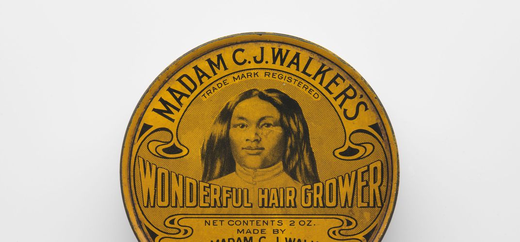 Caption: The Power and Influence of Madam C. J. Walker