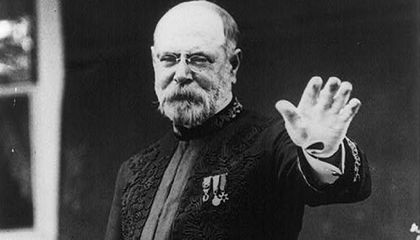 John Philip Sousa Feared 'The Menace of Mechanical Music'