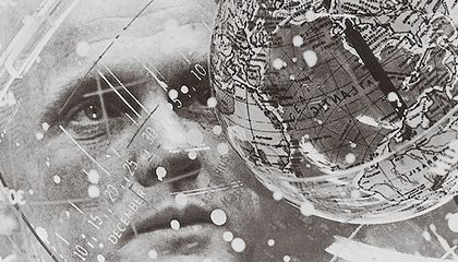 When John Glenn (here looking through a training device) became the first American to orbit Earth, a yaw thruster caused attitude control problems
