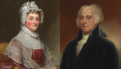 The Letters of Abigail and John Adams Show Their Mutual Respect
