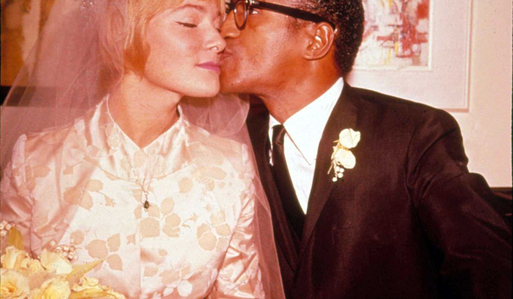 Hollywood Loved Sammy Davis Jr  Until He Dated a White Movie Star