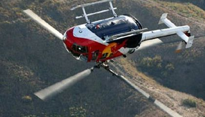 VIDEO: Red Bull's Amazing Aerobatic Helicopter