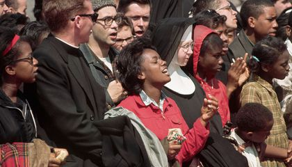 Listen to the Freedom Songs Recorded 50 Years Ago During the March From Selma to Montgomery
