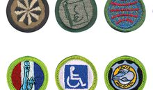 How the History of Merit Badges Is Also a Cultural History of the United States