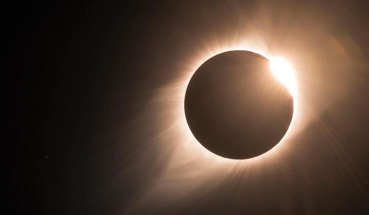 The Total Solar Eclipse That Proved Einstein Right