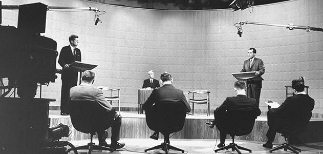 Debating On Television Then And Now History Smithsonian
