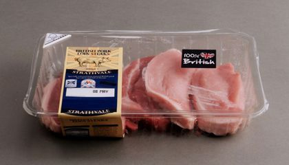 A Label You Rub To See If Food Has Expired and Other Finalists for the Dyson Award