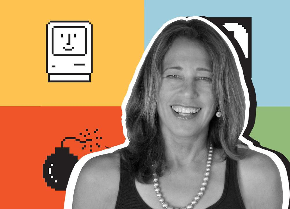 How Susan Kare Designed User-Friendly Icons for the First Macintosh