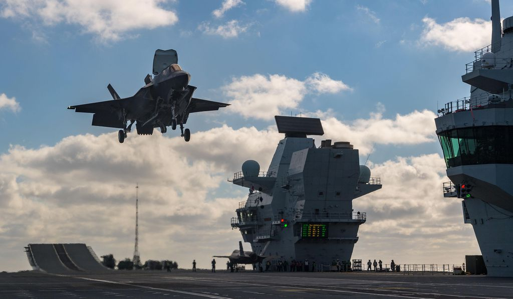 F-35: What The Pilots Say | Military Aviation | Air & Space
