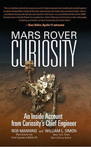 Preview thumbnail for video 'Mars Rover Curiosity: An Inside Account from Curiosity's Chief Engineer