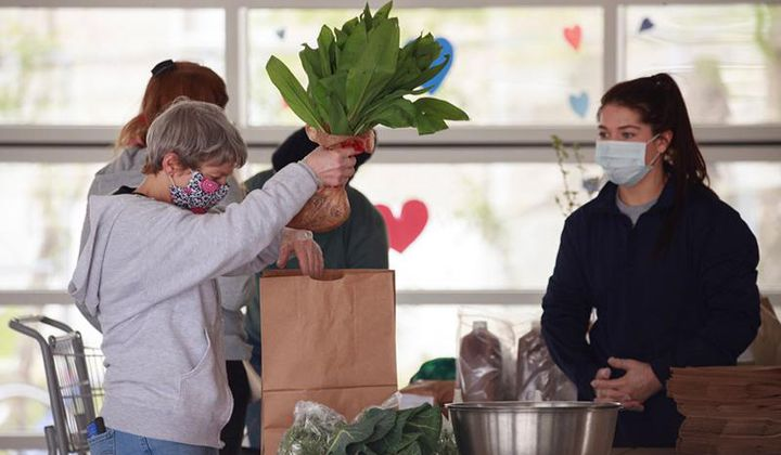 How a New Jersey Farmers' Market Went Virtual
