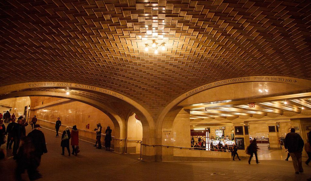 Grand Central Terminal's Whispering Gallery in New York City